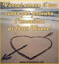 Immagine Frase dolce e D'Amore